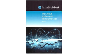 The International Insolvency and Restructuring Guide, the Law Firm Network, 2013