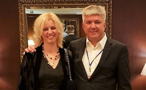Partners of Westside Law Firm Sergey Vodolagin and Natalia Vodolagina participated in the conference of The Law Firm Network (LFN)